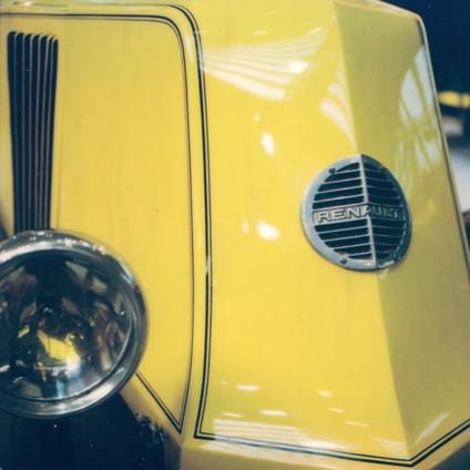 Polaroid SX-70 Renault