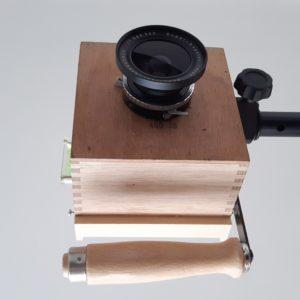 4x5 large format camera